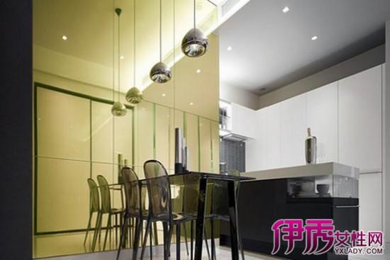 【图】欧式风格厨房吊顶装修效果图 让你的厨房别具欧式风格