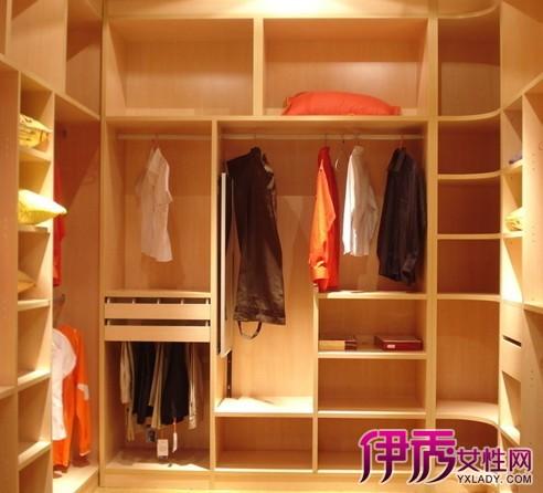 衣柜内部合理设计图 合理划分空间实现最大收纳功能