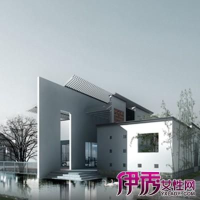 【新中式风格建筑外立面】【图】新中式风格建筑外