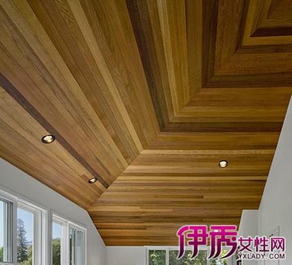 【生态木吊顶效果图】【图】阳台生态木吊顶的优点