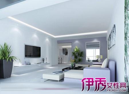 【图】简装电视背景墙效果图欣赏