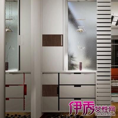 【图】盘点正对入户门玄关鞋柜图片 了解玄关鞋柜的尺寸