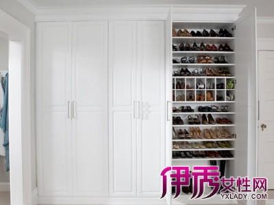 【图】简欧风格进门鞋柜设计 让你的鞋柜也有不一样的风格图片