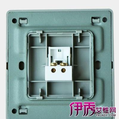 【图】揭秘家用开关插座接线图 了解开关插座的结构