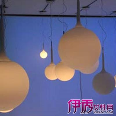 吊装在室内天花板上的高级装饰用照明
