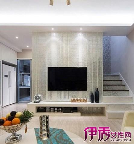 【图】一百平米房子豪华装修效果图 打造谧蓝居室