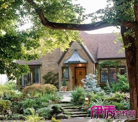 【图】花园洋房院子装修效果图 打造唯美欧美风别墅