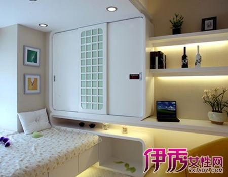 【图】小房间榻榻米装修效果图
