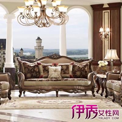 【图】欣赏实木美式沙发图片