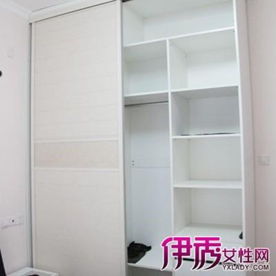 【图】欣赏米白色衣柜图片
