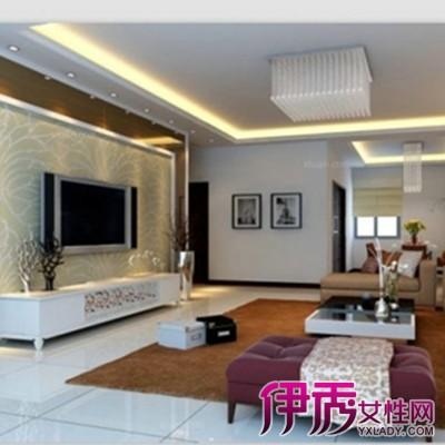 【图】美式不对称电视背景墙效果图鉴赏 来自于他国的魅力