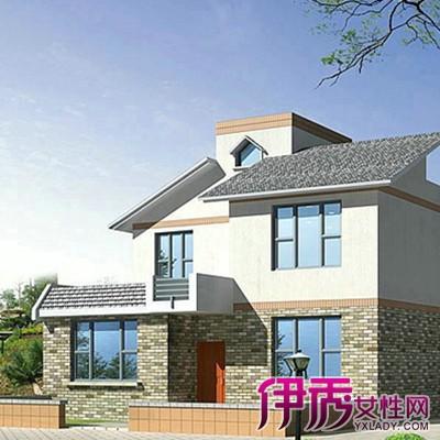 现在农村房屋装修也开始注重农村房子外观设计了