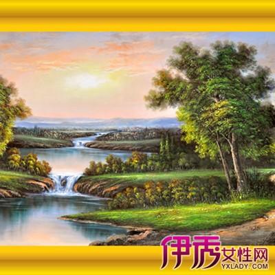 【图】室内装修油画图片欣赏 油画的主要影响你知道吗