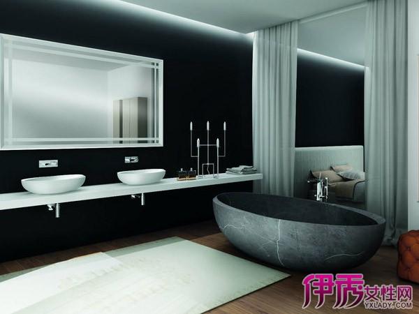 【图】简欧卫生间风格装修效果图 打造别样私密空间