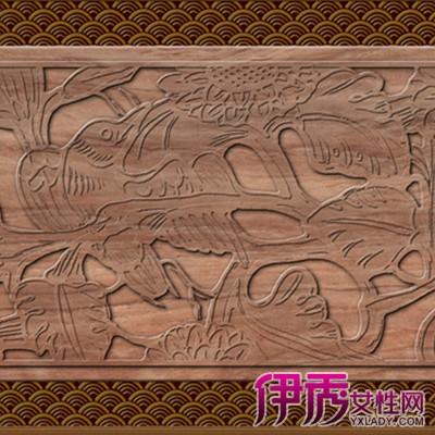 【图】欣赏木雕边框花纹图片 感受木雕源远流长的文化