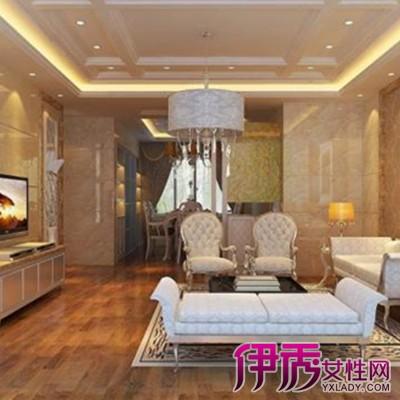 【图】欣赏现代欧式装修客厅图片