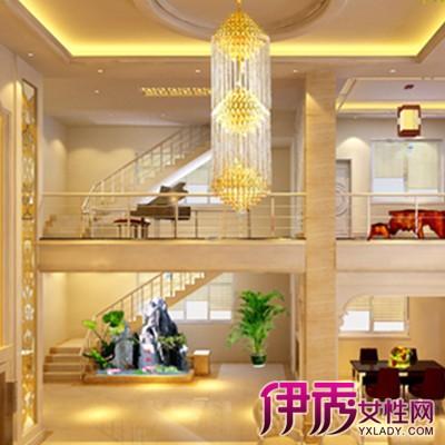 【图】楼中楼客厅吊顶效果图观赏 楼中楼装修要注意的四个要点