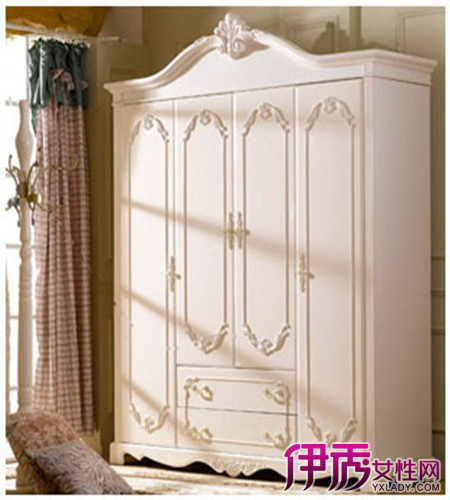 【图】如何让欧式白衣柜点亮你的家 告诉你如何用它点亮的方法