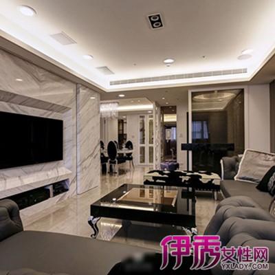 【图】欣赏欧式石材客厅背景墙图片