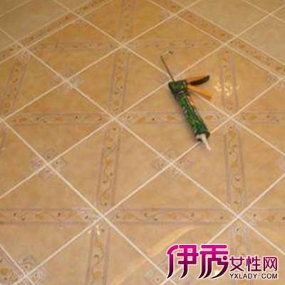 欣赏抛釉地砖美缝效果图 了解抛釉地砖的优缺点