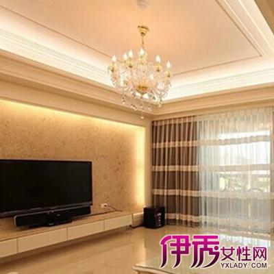 【图】欣赏现代简约刷色漆电视背景墙图片 打造完美家居环境