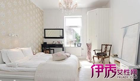 【图】欧式简约卧室装修效果图欣赏
