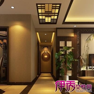 【图】欣赏中式过道装修效果图大全 提升家居品位