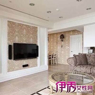 【磁砖美式背景墙设计效果图】【图】欣赏磁砖美式墙