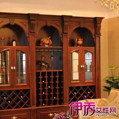 【欧式风格酒柜装修效果图】【图】欧式风格酒柜装修
