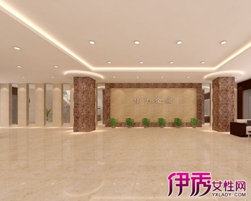 【图】大厅无吊顶装修效果图 大厅的装修风格该怎么选择