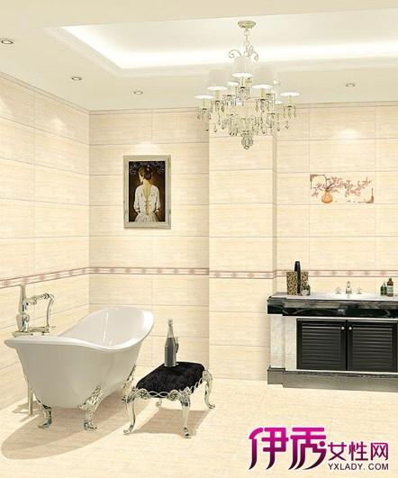 【洗手间花片砖效果】【图】欣赏洗手间花片砖效果图