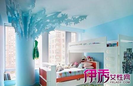 【图】儿童床上下铺设计图欣赏