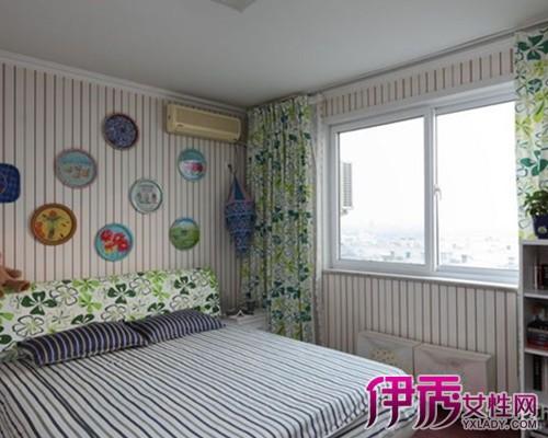 【图】田园风卧室墙纸搭配效果图 为你打造一款属你的温暖的家