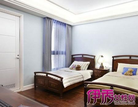【图】两张床装修效果图欣赏 卧室床的摆放风水注意事项