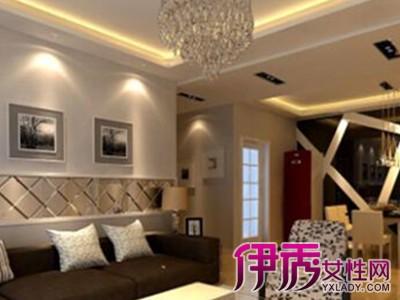 【图】护墙板沙发背景墙 5种装饰风格让你的沙发也美起来图片
