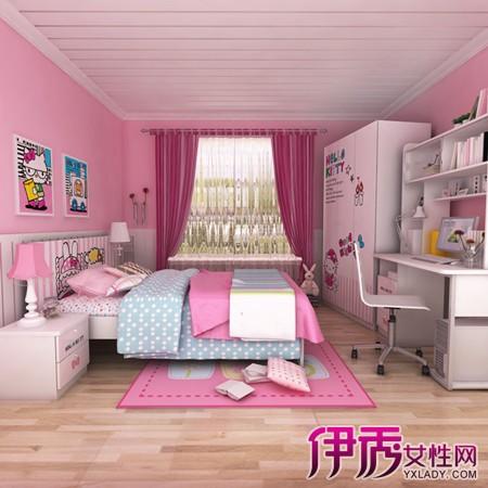 卧室装修温馨可爱