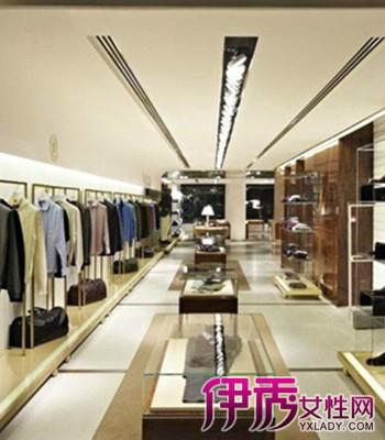 【图】现代商场男装装修效果图推荐 打造靓丽潮流的时尚天地
