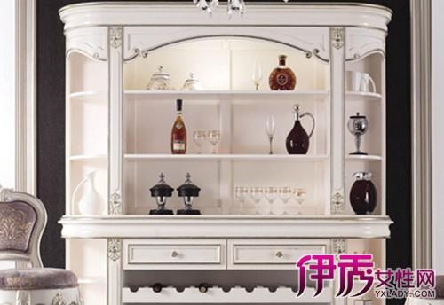 【白色欧式酒柜装修效果图】【图】白色欧式酒柜装修