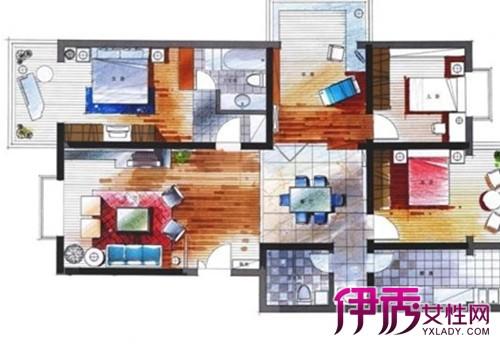 【手绘室内家装平面图】【图】手绘室内家装平面图