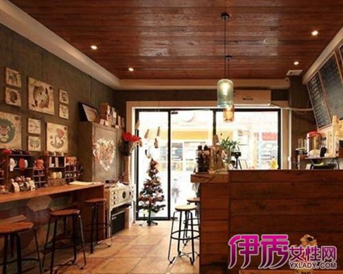 【图】咖啡店设计文艺效果图 六个不同风格的咖啡店供您欣赏