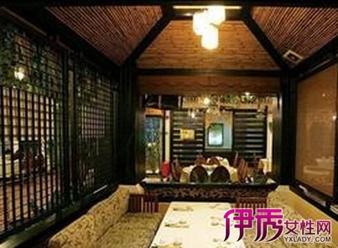 【图】特色仿古农家饭店装修效果图欣赏 3招帮你设计古韵饭店