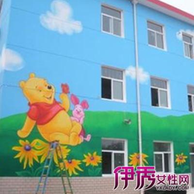 【图】幼儿园外墙墙绘效果图欣赏 外墙墙绘技巧和注意事项大全