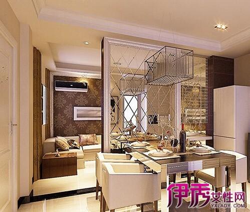 【图】大客厅与餐厅整体装修效果图欣赏 5步帮你设计出温馨家居