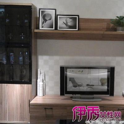 【电视柜加酒柜装修效果图】【图】电视柜加酒柜装修