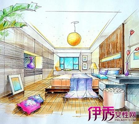 【图】欣赏地板手绘效果图 为你介绍两种实木地板