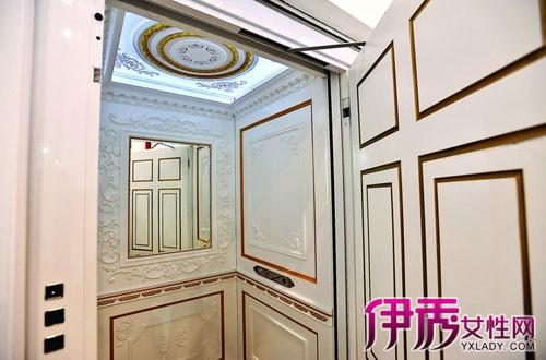 别墅电梯装修效果图展示 10大别墅电梯设计注意事项须知