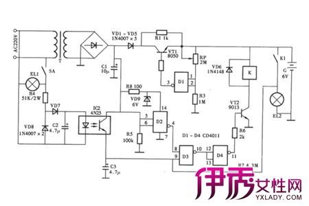 【图】应急照明电路原理 懂得原理学会应急