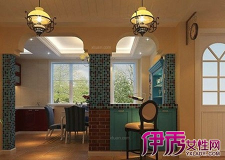 【图】客厅柱子装修效果图欣赏 客厅装修需要注意的三大风水禁忌