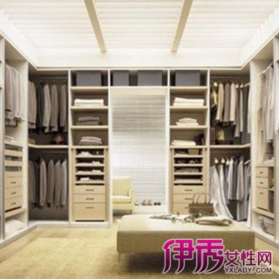 欣赏实用衣柜内部设计图 多种板材打造完美衣柜