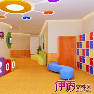 【图】展示幼儿园墙面边框装饰 4大秘诀教你装饰画的搭配规律
